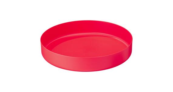 MSR Deepdish Plate Stoviglie, posate e utensili da cucina Large, v2 rosso